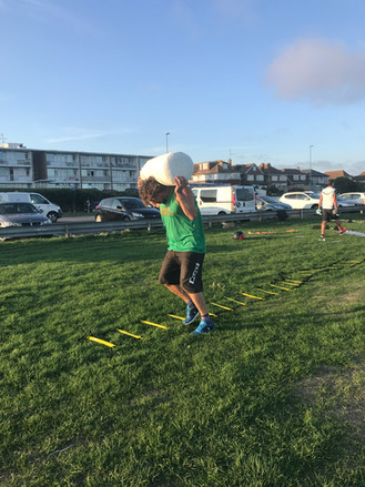 Outdoor Summer Circuit Training