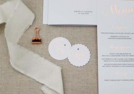 HERZDRUCK Weddingpapeterie
