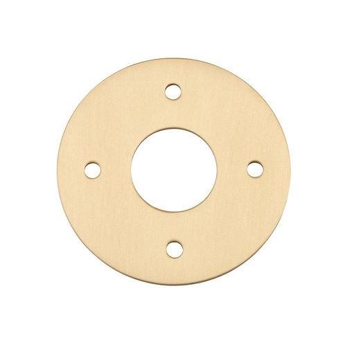 Tradco - Adaptor Plate - Round Rose 60mm