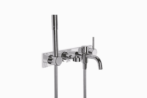 Brodware - City Stik - Wall Set 150mm Soap Holder & Diverter 1.9905.07.0.01