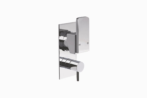 Brodware - SQ75 - Wall Mixer and Diverter 1.7548.05.0.01