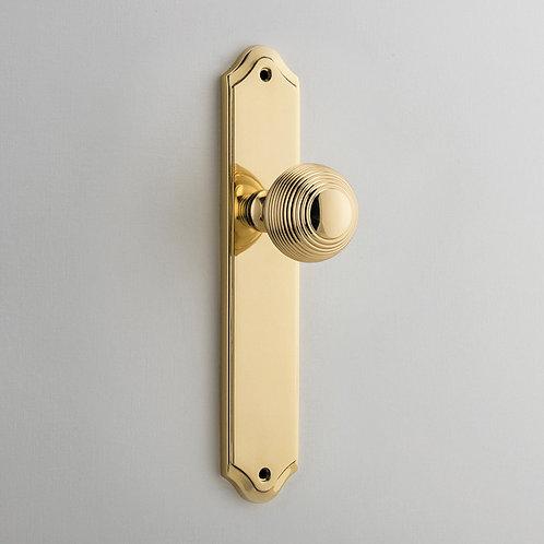 Bankston - Guildford Door Knob - Shouldered - Latch
