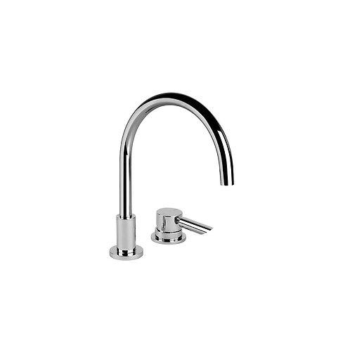 Brodware - City Plus Lever - Bath Set 1.9707.06.3.01