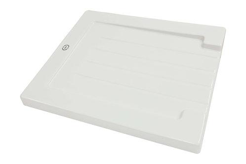1901 Sinks - Fireclay Drain Board 540x460x40mm