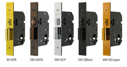 Austyle - Security Roller Latch & Dead Bolt Lock - B57mm