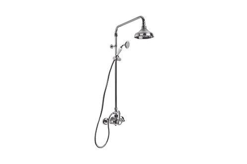 Brodware - Neu England Lever - Exposed Shower Set Hand Shower 1.8014.03.3.01