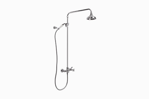 Brodware - Neu England - Exposed Shower with Hand Shower 1.8025.02.1.01