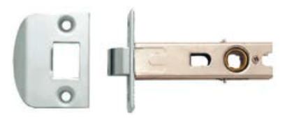 Superior Brass / Austyle - Double Sprung Tubular Latch B60mm