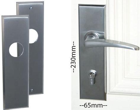Austyle / Builder's Choice - Long Plate Retrofitting Adaptor Plates H230xW65mm