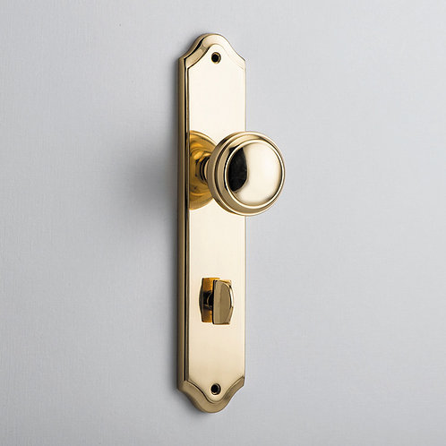 Bankston - Paddington Door Knob - Shouldered - Privacy