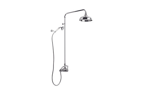 Brodware - Neu England Lever - Exposed Shower Set Hand Shower 1.8014.22.3.01