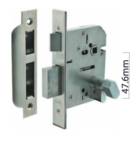 Austyle - Residential Security External Lock - Euro B60mm