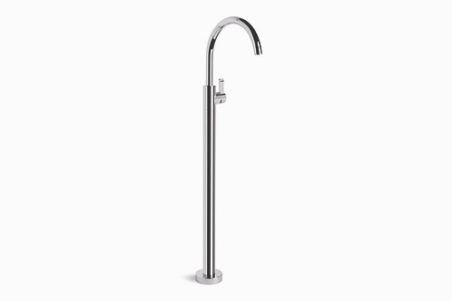 Brodware - City Que - Floor Mount Bath Mixer 1.9808.05.0.01