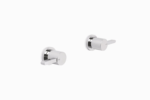 Brodware - City Que - Wall Taps 1.9849.02.3.01