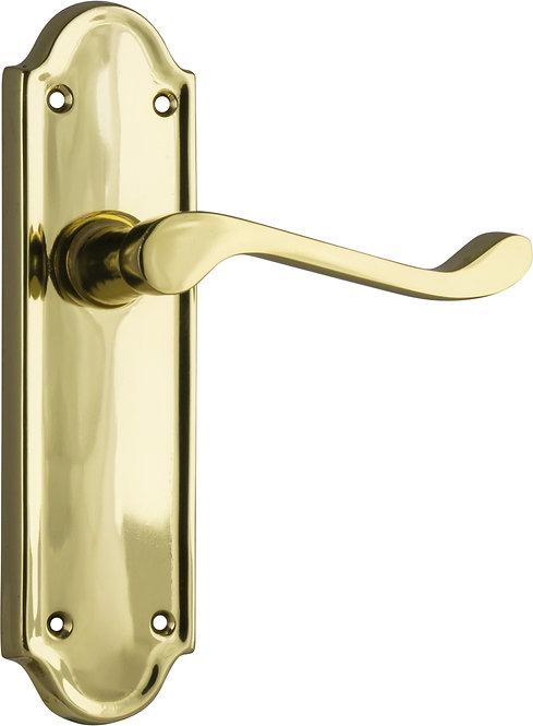 Tradco - Bedford Door Lever - Latch