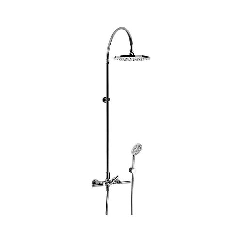 Brodware - City Plus Lever - Shower Set with Hand Shower 1.9725.03.7.01