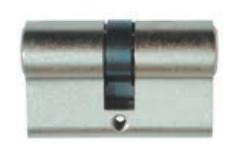 Austyle - Double 3 Pin Key/Key Euro Cylinder L42mm