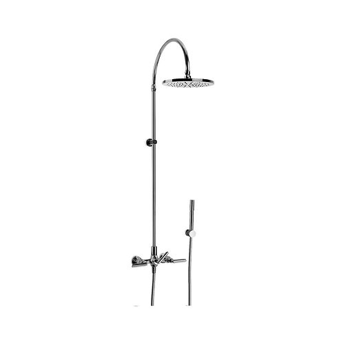 Brodware - City Plus Lever - Shower Set with Hand Shower 1.9725.00.3.01