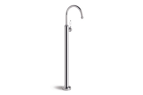 Brodware - Paris - Floor Mount Bath Mixer 1.8508.05.4.01