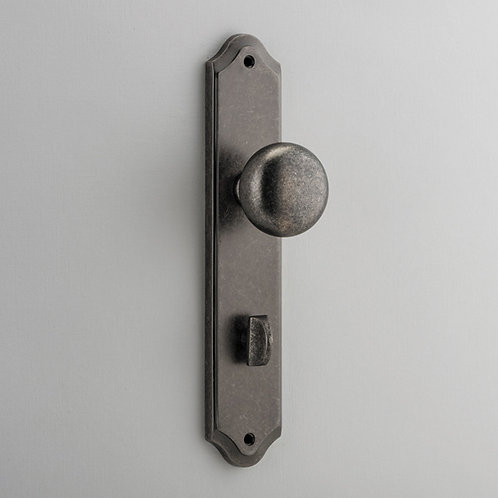 Bankston - Cambridge Door Knob - Shouldered - Privacy