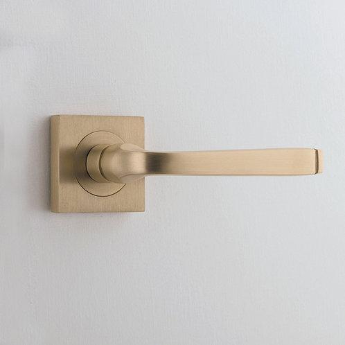 Bankston - Annecy Door Lever - Square Rose