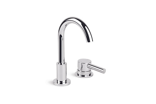 Brodware - City Plus Lever - Hob Mixer Basin Set 1.9700.06.7.01