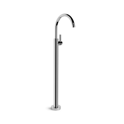 Brodware - City Plus Lever - Floor Mount Bath Mixer 1.9708.05.7.01