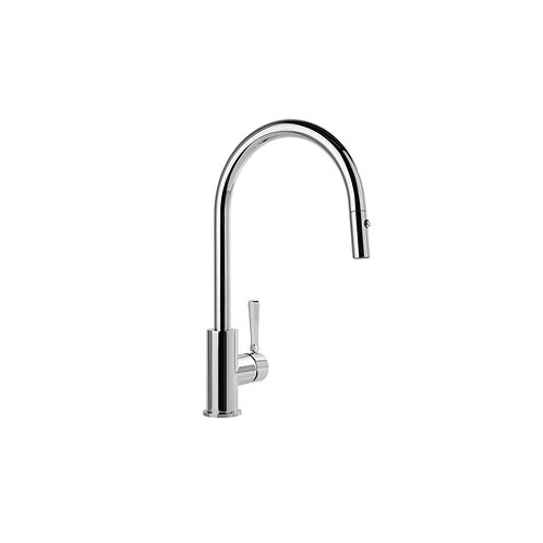 Brodware - Industrica - Kitchen Mixer with Pull-Out Spray 1.6708.04.0.01