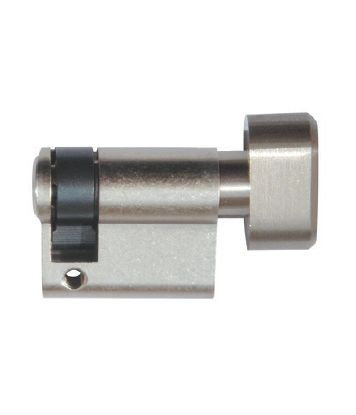 Austyle / Superior Brass - Single Turnthumb Euro Cylinder L39mm