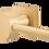 Thumbnail: Bankston + Sans Arc - Geppetto Door Lever - Square Rose