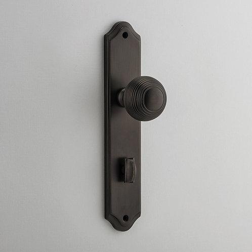 Bankston - Guildford Door Knob - Shouldered - Privacy