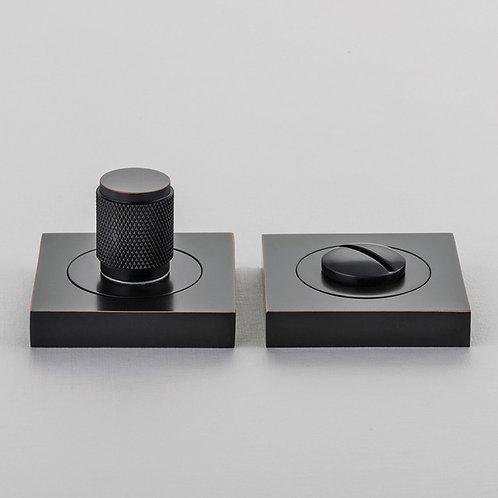 Bankston - Brunswick Knurled Privacy Turn - Square 52x52mm
