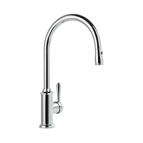 Brodware - Winslow Lever - Kitchen Mixer Set Pull-Out Spout 1.8108.04.3.01
