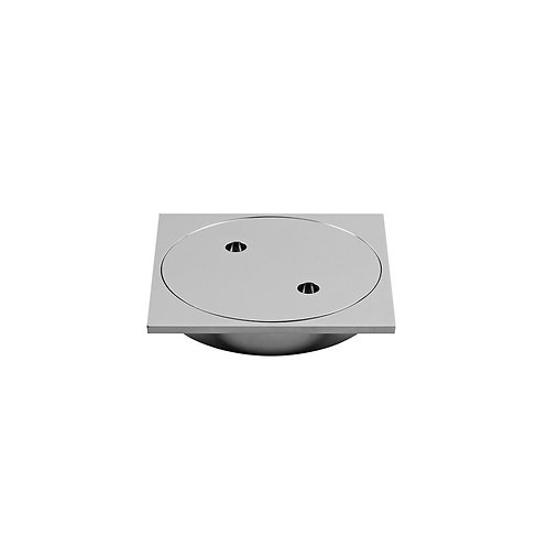 Brodware - 115mm Clean-Out Grate 1.7025.02.0.01