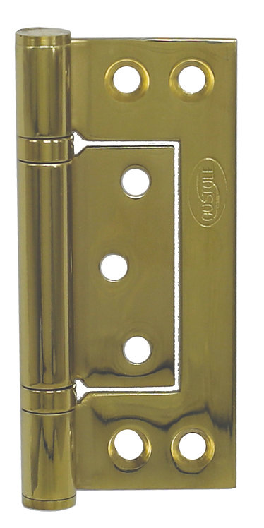Austyle - Hinges Hirline Ball Bearing - PVD Anti-Tarnish Brass H100xW47mm (Pair)