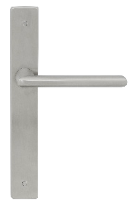 Austyle - 316 Stainless Steel Door Lever Range - Flat Long Plate - All Variants