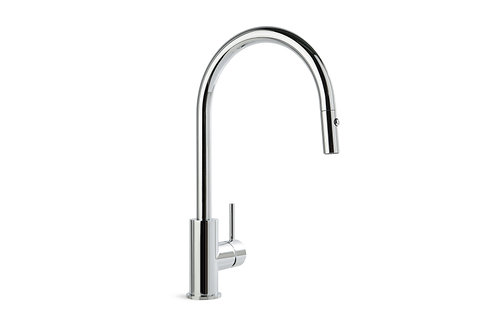 Brodware - City Stik - Kitchen Mixer with Pull-Out Spray 1.9908.04.0.01