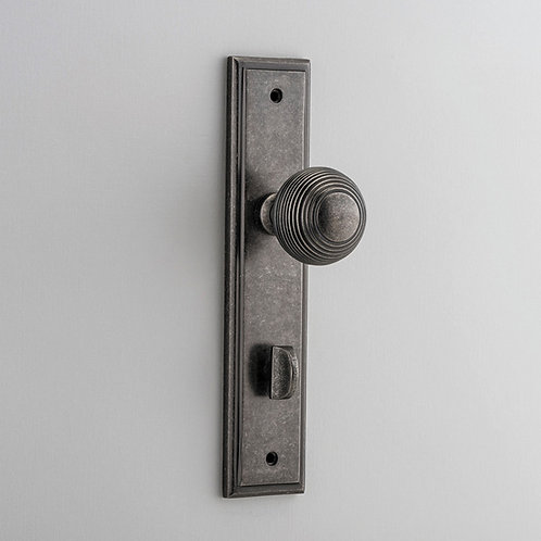 Bankston - Guildford Door Knob - Stepped - Privacy