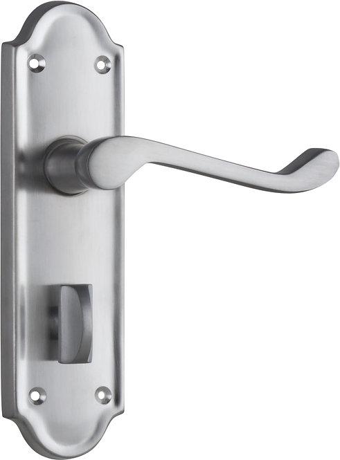 Tradco - Bedford Door Lever - Privacy