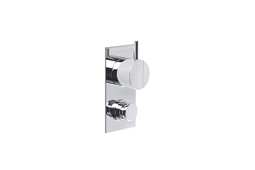 Brodware - Minim - Wall Mixer and Diverter 1.9448.05.0.01
