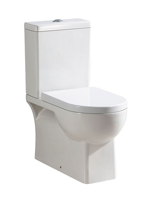 Turner Hastings - Ascot Close Coupled Back to Wall Toilet