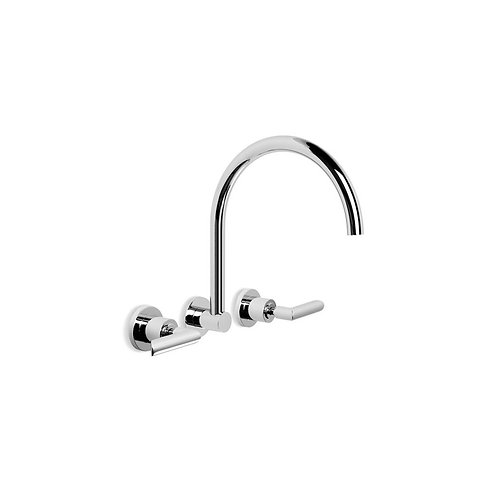 Brodware - City Plus Lever - Wall Set 230mm 1.9728.00.3.01