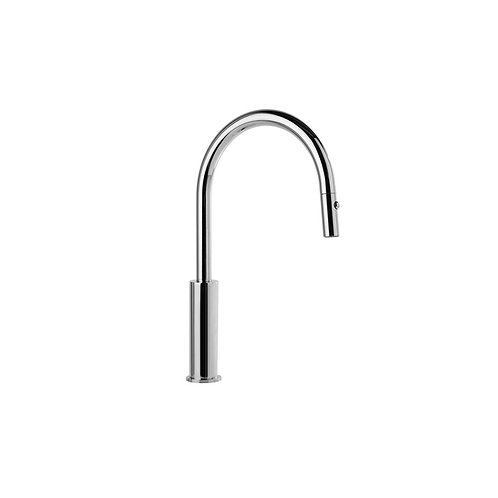 Brodware - City Plus Lever - Kitchen Spout with Pull-Out Spray 1.9707.04.0.01