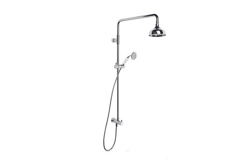 Brodware - Neu England - Exposed Shower with Hand Shower 1.8023.04.0.01