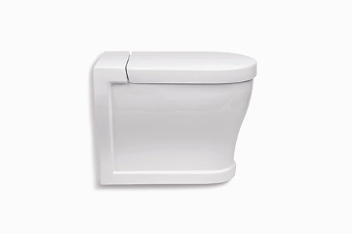 Brodware - Michelangelo - Back-to-Wall Toilet Pan 1.8975.00.0.90