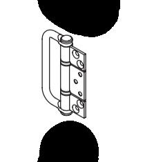 Brio - BW216H - Single Handle Hirline Hinge