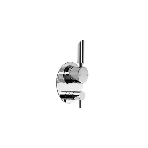 Brodware - City Plus Lever - Wall Mixer & Diverter 1.9748.05.3.01