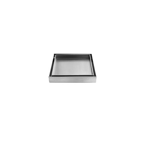 Brodware - 120mm Square Floor Grate 1.7024.03.0.01