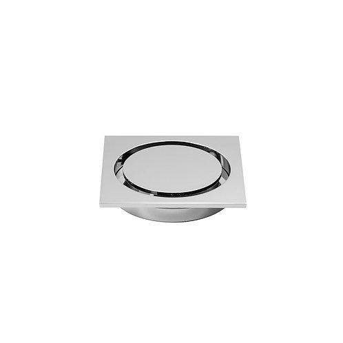 Brodware - 100mm Square Floor Grate 1.7024.05.0.01
