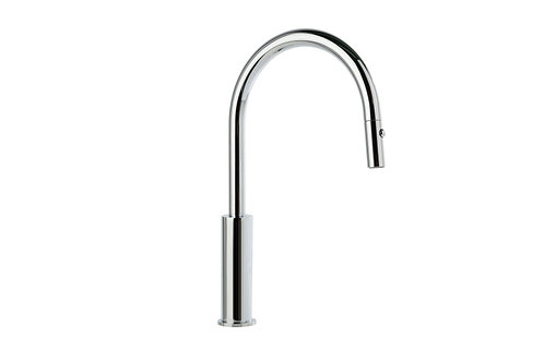 Brodware - City Plus - Kitchen Spout with Pull-Out Spray 1.9707.04.0.01
